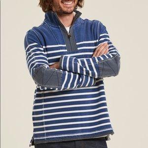 FAT FACE - Men's Airlie Striped Sweatshirt